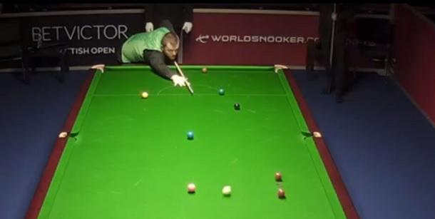 Видео 1/8 финала Scottish Open 2018