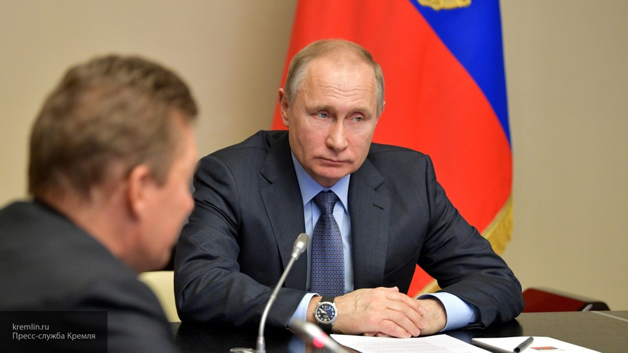 Владимир Путин обсудил с чле…