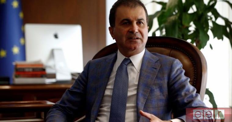 министр Турции по делам ЕС Омер Челик