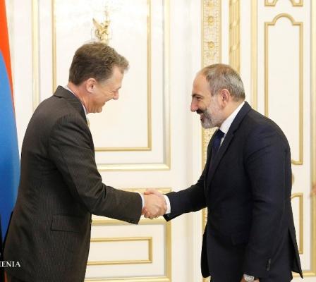 Премьер Армении ипредставит…
