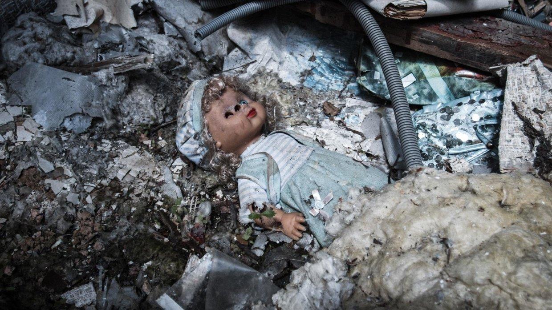 Донбасс: пять детей погибли …