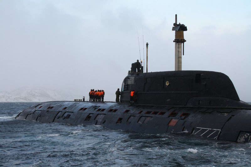 Newsweek: Российские подлодки могут внезапно всплыть у берегов США
