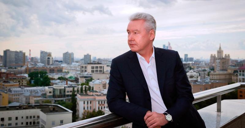 Сергей Собянин рассказал о работе на посту мэра Москвы в течение 8 лет