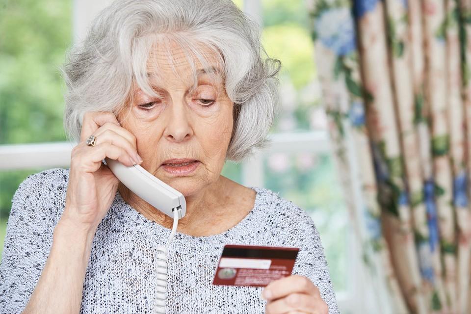 Пенсионеры - главные