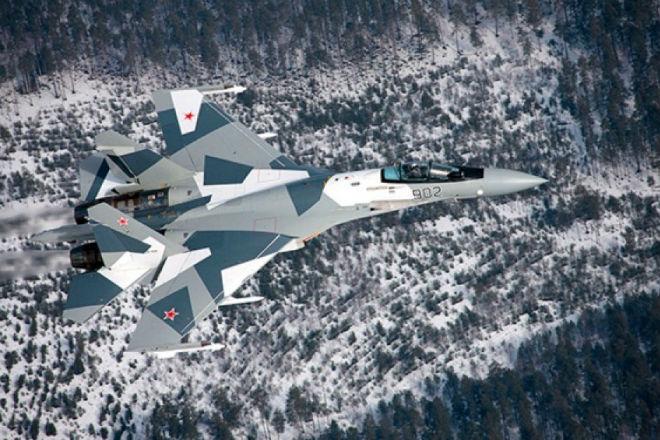 Су-35: самый опасный в мире истребитель уничтожит даже Стелс