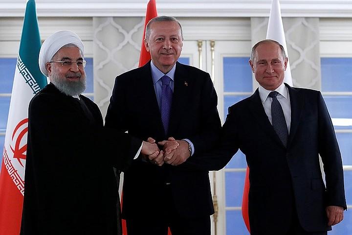 Следующий саммит Россия-Турция-Иран пройдет в Тегеране