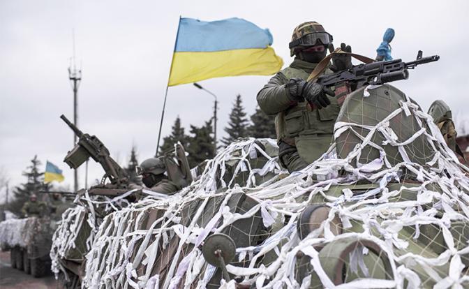 Киев определился, когда пойдет уничтожать Донбасс