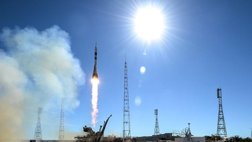 Источник назвал дату первого после аварии пуска ракеты «Союз»