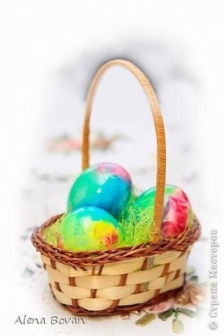 Пасхальные яйца. Классика