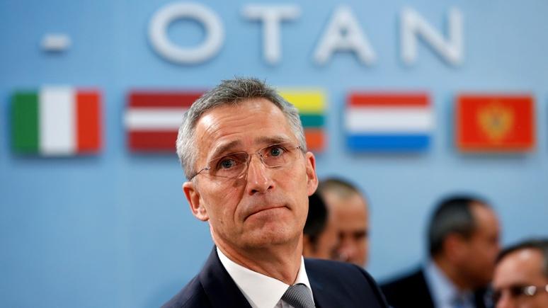 Столтенберг: диалог с Россией не прост, но Североатлантическому альянсу он нужен