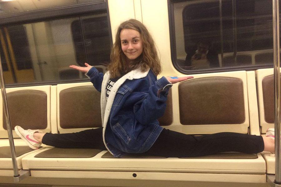 Страшная месть феминисток в метро