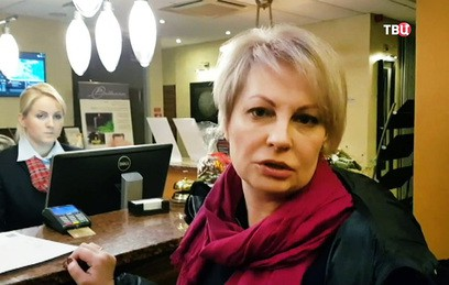 Российскую журналистку Ольгу Курлаеву выдворили из Латвии