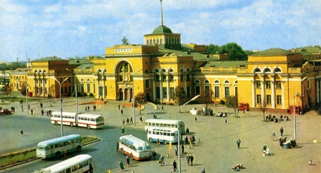 Восторг: Фотографии Донецка 60-х годов