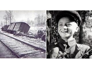 За его голову нацисты назначили большое вознаграждение, но они и подумать не могли, что их враг - 15-летний школьник