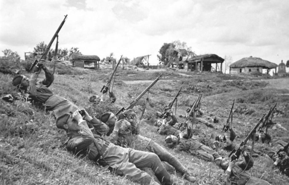 Фотографии Великой отечественной войны (32 фото)