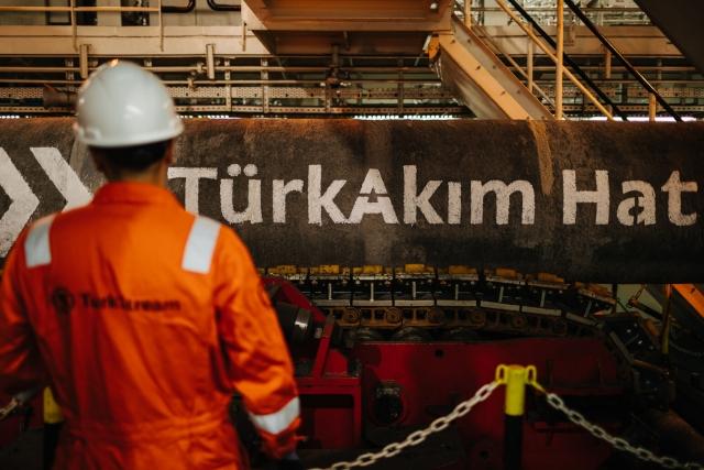 Турция построит сухопутное п…