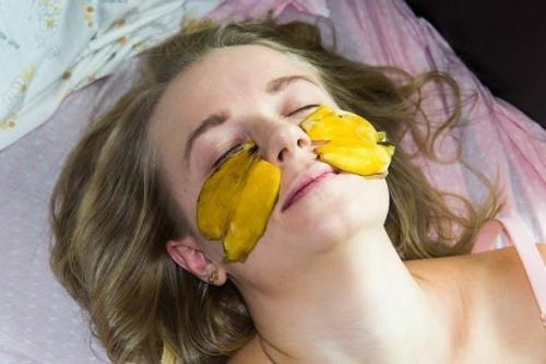 Польза банановой кожуры.