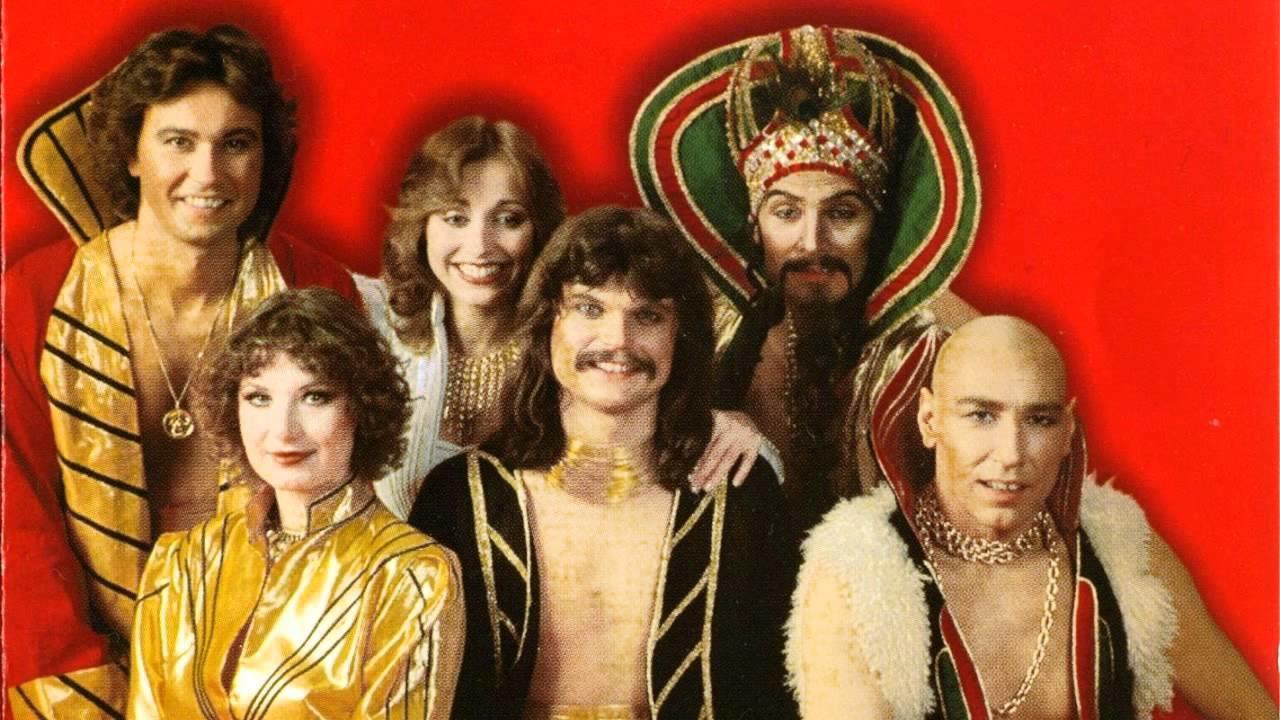 Dschinghis Khan - Moskau (1979)