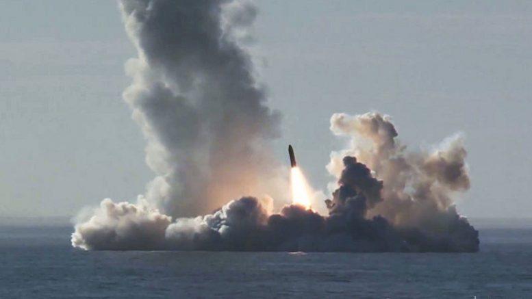 В чем сложность и уникальность залпового пуска ракет «Булава»