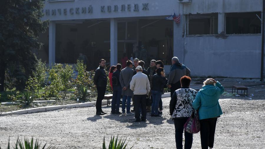 Штраф 500 рублей: Родителей устроившего бойню в Керчи накажут