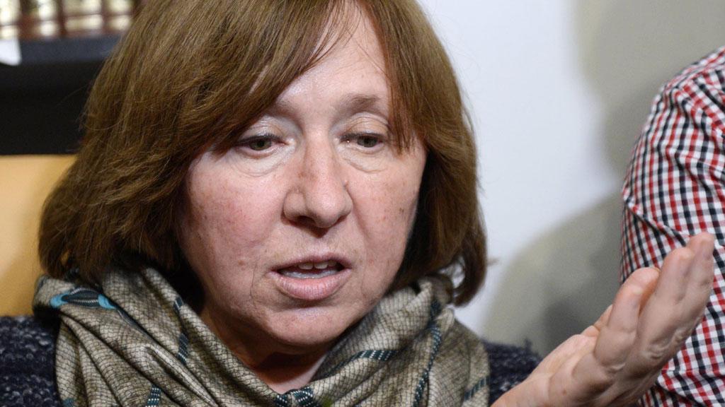 Светлана Алексиевич опровергла сообщение о своей смерти