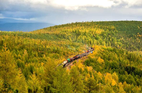 БАМ вошел в тройку лучших железнодорожных маршрутов мира