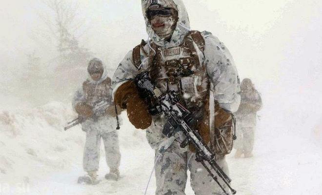 Опаснейшие военные профессии в видео