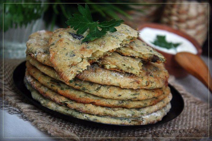 Необыкновенно вкусные финские картофельные лепешки — Rieska (Риеска)