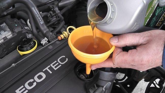 Что будет, если перелить масло