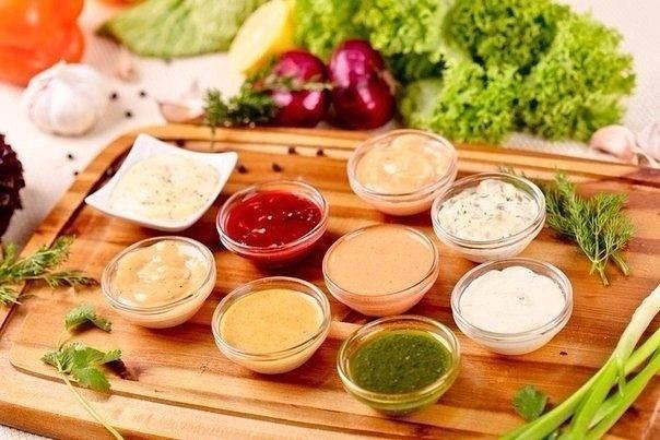 9 вариантов соусов на все случаи жизни: лучшая подборка