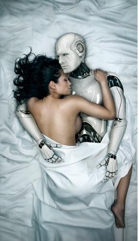В постели с роботом - японцы придумали замену мужчине