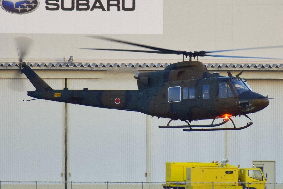Первый полет японского вертолета UH-X