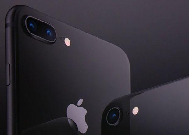 Apple представила iPhone 8 и «безрамочный» iPhone X