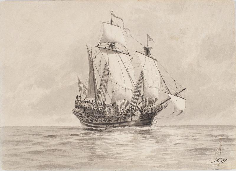 Густав Ваза строит флот