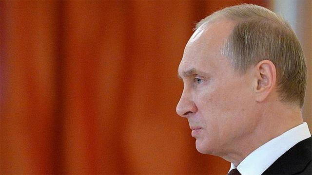Путин поднял мировой бунт