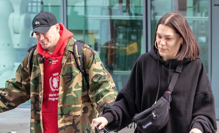 Ченнинг Татум и Джесси Джей впервые появились вместе на публике
