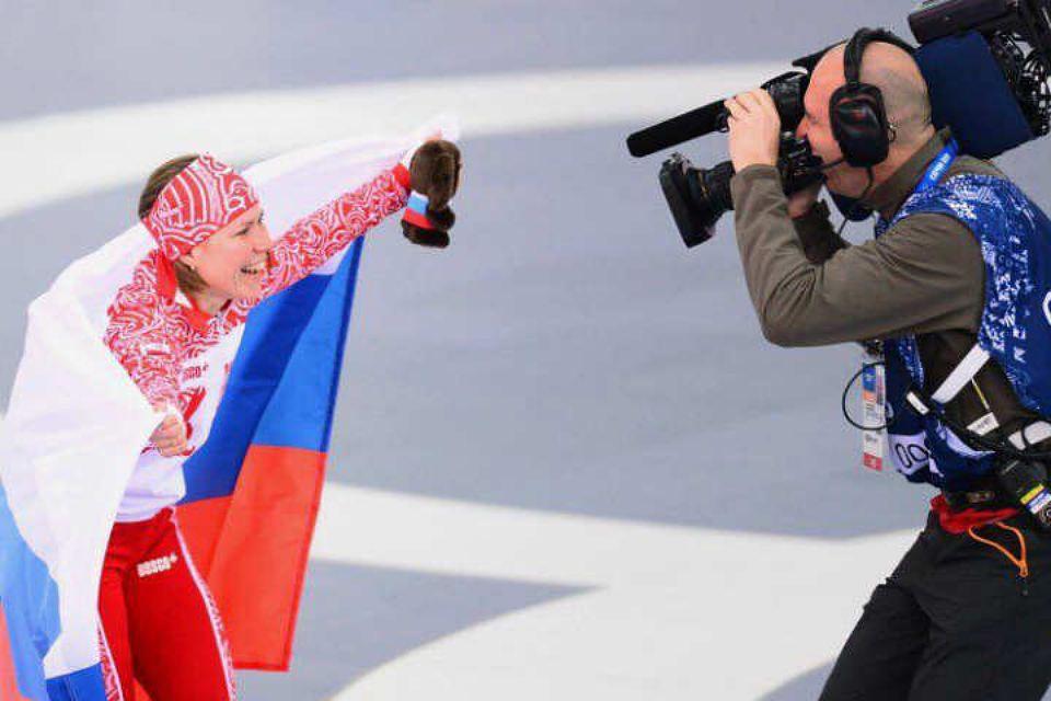 Конькобежка Граф в обращении к МОК: Спасибо, что признали «чистой», но я отклоняю ваше приглашение на Олимпиаду