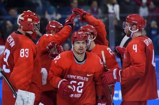 С кем сборная России сыграет в четвертьфинале Олимпиады?