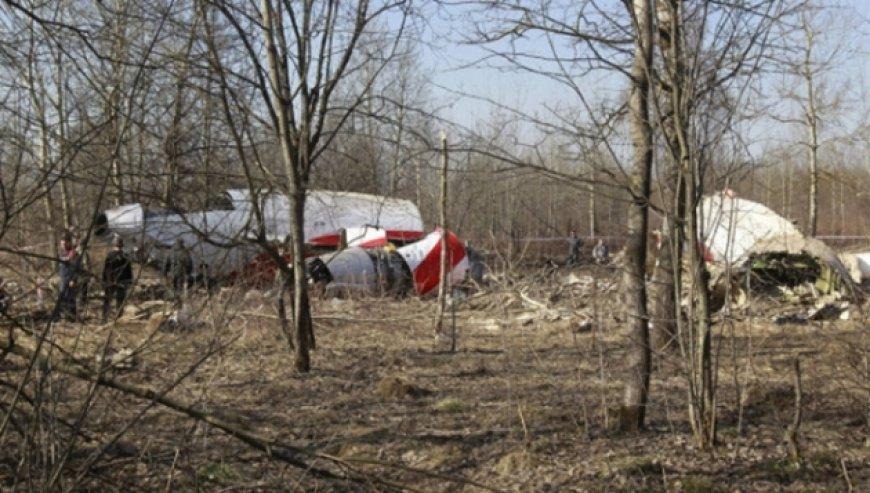 Крушение ТУ-154: Польша готова обратиться в суд.