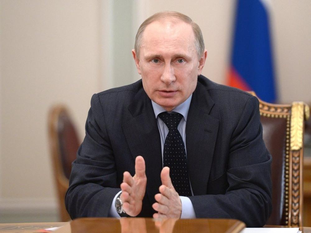 «Не девочка, не расплачемся». Путин рассказал о полученной в Сочи травме