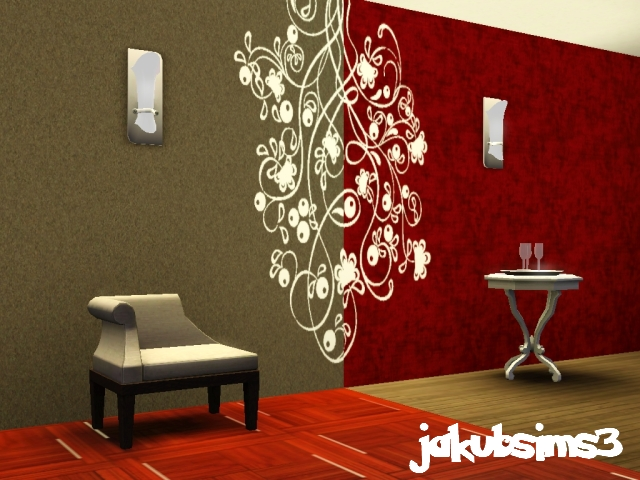 Трафареты на стену от Jakubsims
