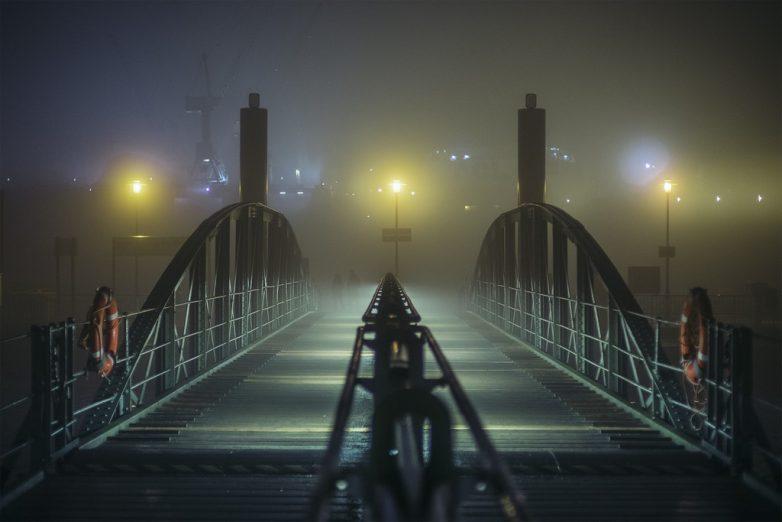 Как-то ранним утром в Гамбурге