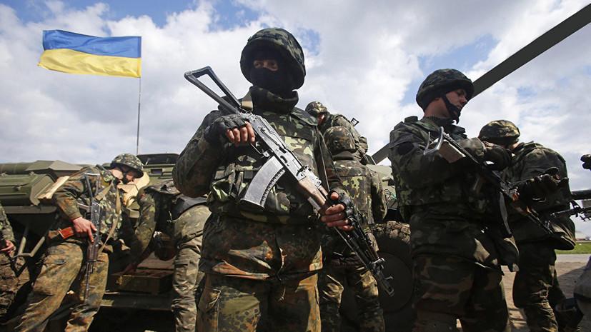 В ЛНР пригрозили сбивать авиацию ВСУ в районе линии соприкосновения