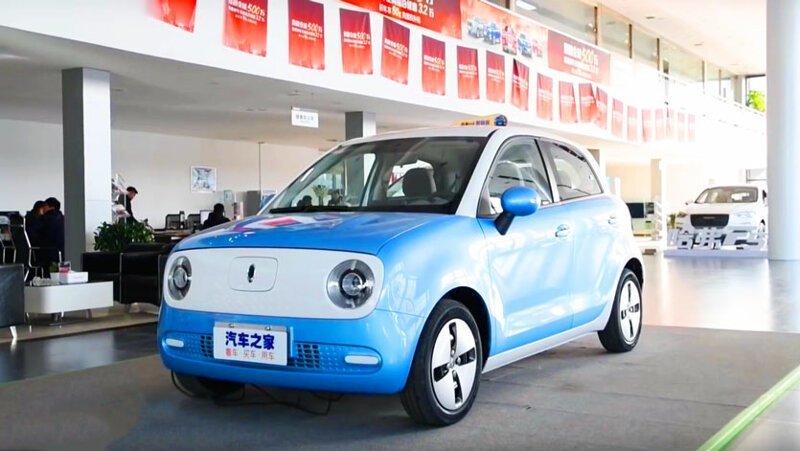 Китайцы сделали электромобиль дешевле LADA (убийца Теслы?)