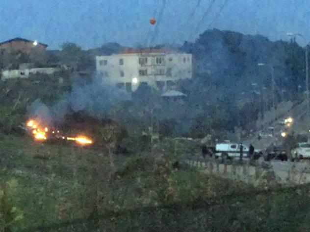 В Сирии кто-то сбил несколько боевых самолетов Израиля