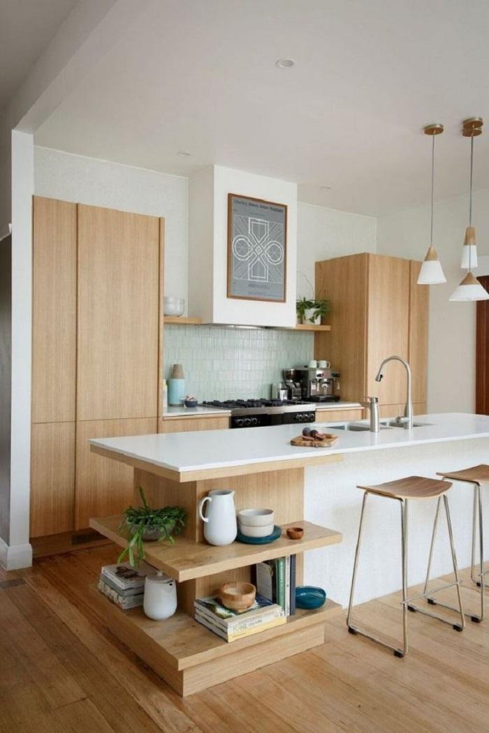 33 варианта шикарного кухонного интерьера! Тут хочется готовить…
