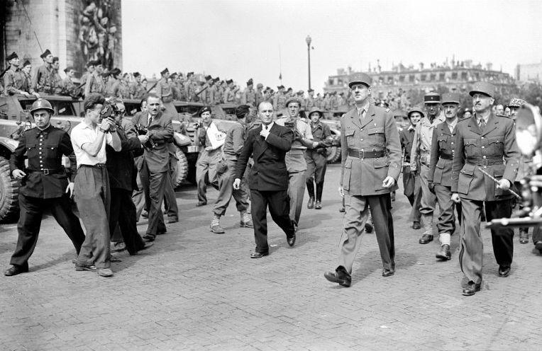 Во Франции снимут фильм, в котором французская армия победила Вермахт и взяла Берлин