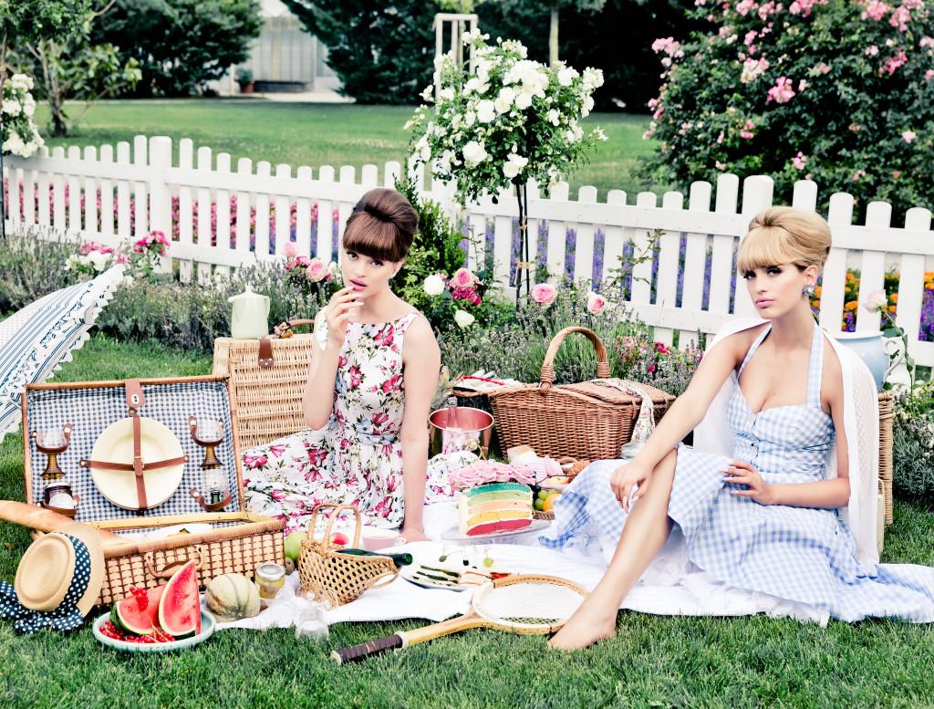 Что надеть на пикник: 5 стильных идей