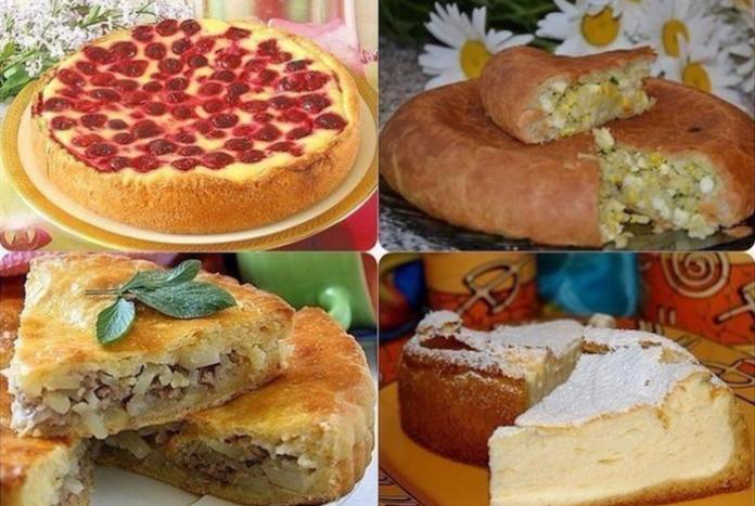 Традиционные блюда моей семьи: 4 Простых рецепта семейных пирогов