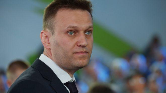 Навального уличили в получен…